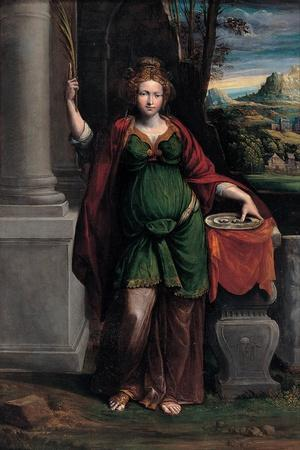 Saint Lucy, 1535-1540