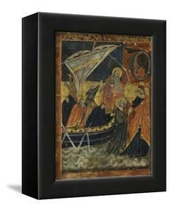 The Calling of St. Peter and St. Andrew (Vellum) by Berardo da Teramo