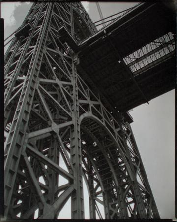 George Washington Bridge, Riverside Drive and 179th Street, Manhattan