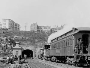 Bergen Tunnel, N.J., East