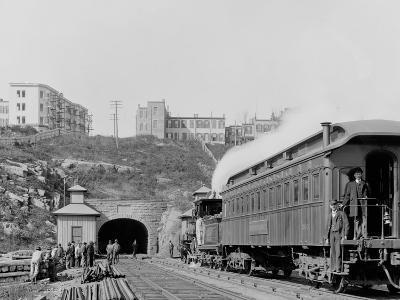 Bergen Tunnel, N.J., East--Photo