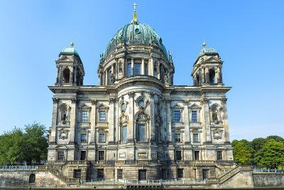 Berlin Cathedral, Berlin, Brandenburg, Germany, Europe-G & M Therin-Weise-Photographic Print