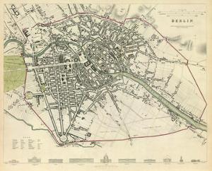 Berlin, Germany, c.1833