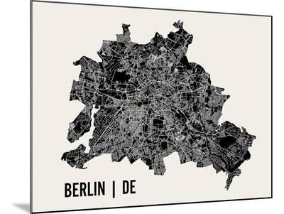 Berlin-Mr City Printing-Mounted Print