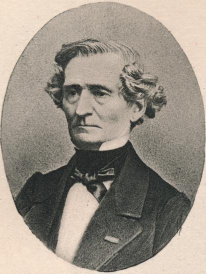 'Berlioz.', 1895-Unknown-Photographic Print
