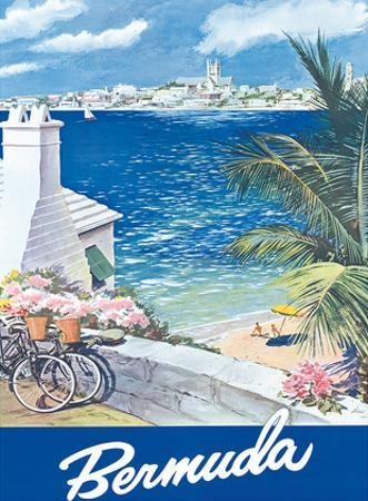 Bermuda Travel Poster c.1950s