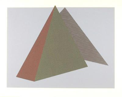 Bermuda Triangle-Jean-Marie Haessle-Limited Edition