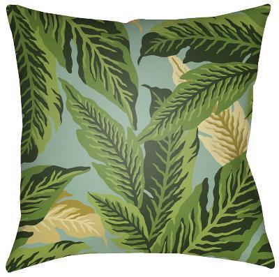 Bermuda Tropical Pillow--Home Accessories