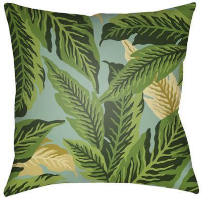 Bermuda Tropical Pillow