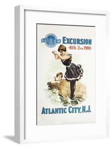 Atlantic City, N.J. by Bern Hill