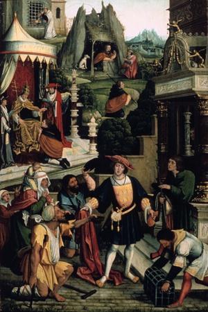 Legend of Saint Roch,' 16th Century