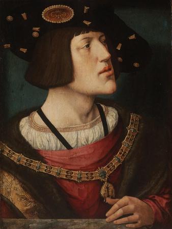Portrait of Charles V of Spain (1500-155), 1519