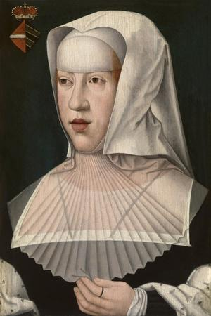 Portrait of Margaret of Austria (1480-153), Early16th C