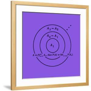 Planche mathématique 08 by Bernar Venet