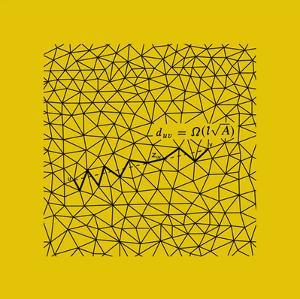 Planche mathématique 09 by Bernar Venet