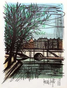 La Seine I by Bernard Buffet