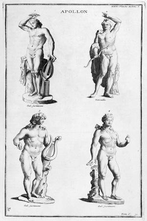 Apollo, 1757