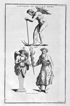 Saturn, 1757