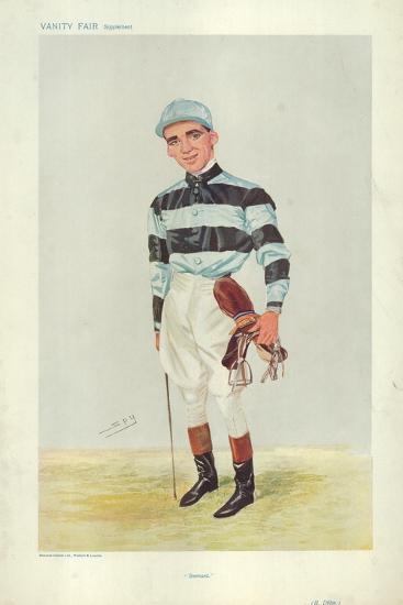 Bernard Dillon-Sir Leslie Ward-Giclee Print