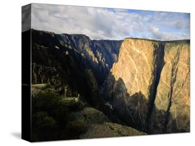 Black Canyon of the Gunnison National Monument on the Gunnison River From Near East Portal, CO