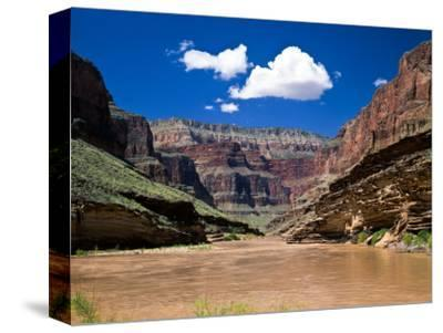 Conquistador Aisle of the Colorado River From Blacktail Canyon, Grand Canyon National Park, Arizona