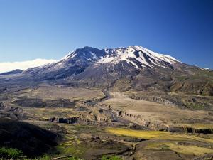 Mount St. Helens National Volcano Monument, Washington, USA by Bernard Friel