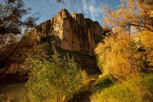 USA, Texas, Big Bend NP, Santa Elena Canyon, Rio Grande River. by Bernard Friel