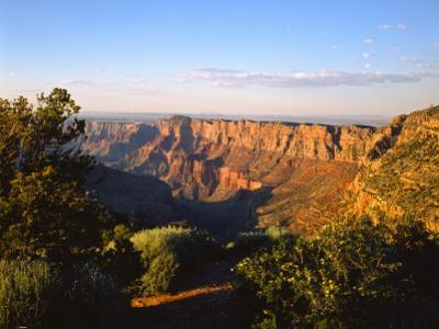 View From Navajo Point of Marble Canyon, Grand Canyon National Park, Arizona, USA by Bernard Friel