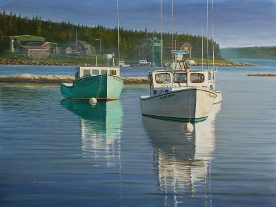 Bernard Harbor-Bruce Dumas-Giclee Print