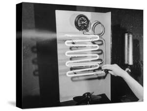 Conditioning Coils in an Air Conditioner System by Bernard Hoffman