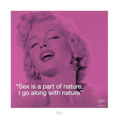 Marilyn Monroe – Nature