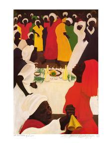 At the Table of Zion by Bernard Stanley Hoyes