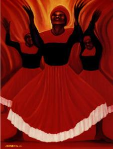 Reach to the Heavens by Bernard Stanley Hoyes