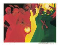 Spiritual Climax-Bernard Stanley Hoyes-Art Print