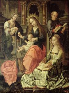 Madonna and Child, C.1535 by Bernard van Orley