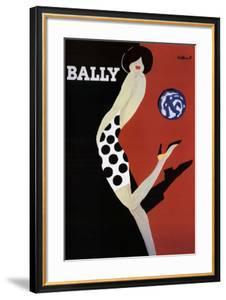 Bally by Bernard Villemot