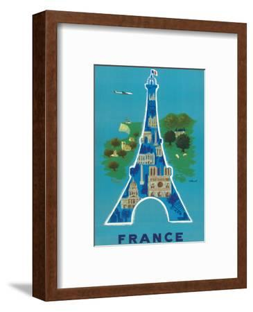 France - Eiffel Tower, Paris