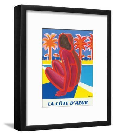 La Côte d'Azur - South of France - French Riviera
