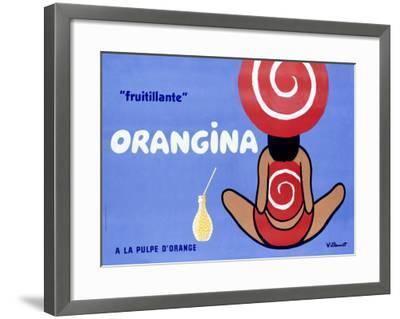 Orangina, Frutillante