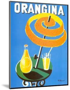 Orangina by Bernard Villemot