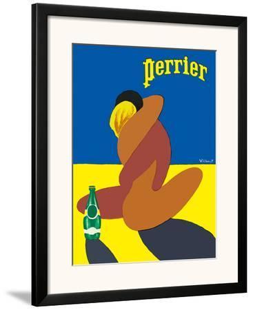 Perrier: Nude Lovers, c.1980