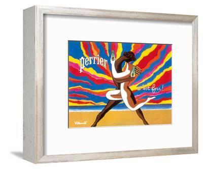 Perrier - The Dancing Couple (Le Couple Dansant) - This is Crazy! (C'est Fou!)