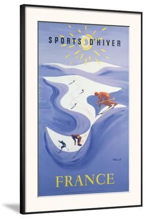 Sport d'Hiver en France