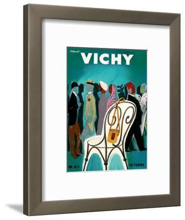 Vichy, France - Resorts and Spas - May through October (Mai-Octobre)