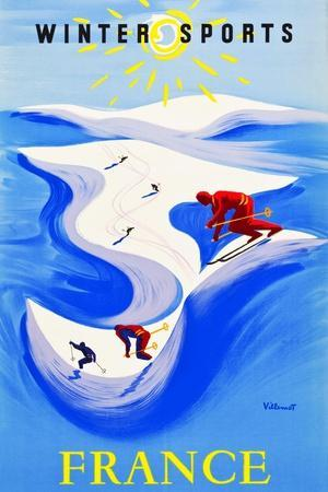 Winter Sports-France