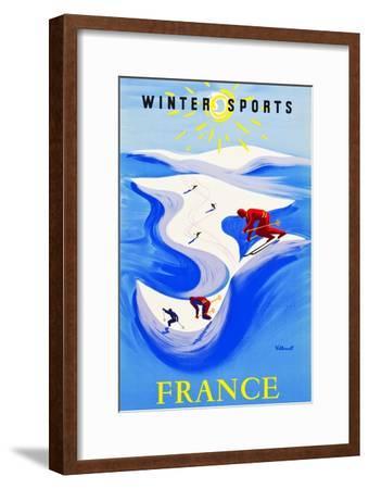 Winter Sports-France