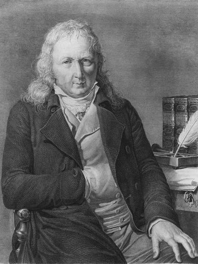 Bernardin De Saint-Pierre-Jean Francois Ribault-Giclee Print