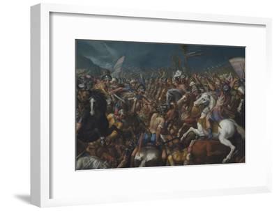 The Fight Between Scipio Africanus and Hannibal, C. 1616-1618