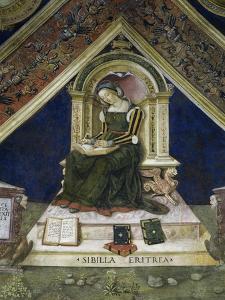 Sibilla by Bernardino di Betto Pinturicchio