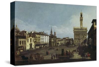 Piazza Della Signoria, Florence. (1740/45)